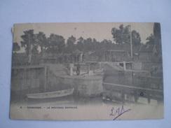 Termonde  - Dendermonde  // Le Nouveau Barrage - De Nieuwe Sluis // Used 1908 Ed Bertels - Dendermonde