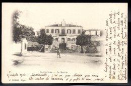 ALGERIE - CASTIGLIONE - La Mairie - Other Cities