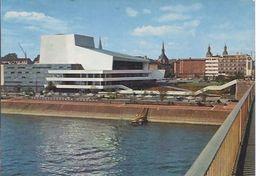 Bonn - Rheinansicht Mit Theater  **AK5-332** - Bonn
