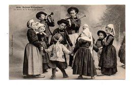 BRETAGNE . Scènes Enfantines . La Danse De La Ronde Du Jambadao . FOLKLORE - Réf. N°6992 - - Bretagne