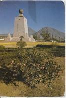 MONUMENTO DE LA MITAD DEL MUNDO - Ecuador
