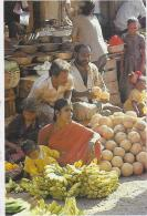 MARKET SCENE INDIA - Postcards