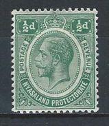 Nyasaland. SG 83, Mi 11 * MH - Nyasaland (1907-1953)