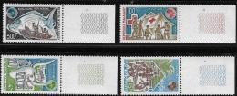 Malagasy Republic 1974 Boy Scouts MNH - Madagascar (1960-...)