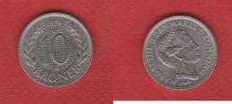 Danemark  / 10 Kroner 1979 / KM 864.1   / TTB - Danemark