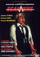 SCANNERS °°°° FILMS DE DAVID CRONENBERG - Ciencia Ficción Y Fantasía