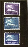 B - 1937/40 Repubblica Dominicana  - Columbus Mausoleum - Dominicaanse Republiek
