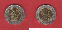 Kenya   / 2 Shillings  1998 / KM 32 / TTB - Kenya