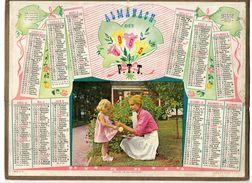 Almanach Des Postes Et Télégraphes1965 Departement AUDE - Big : 1961-70