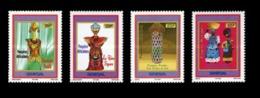 SENEGAL 2006 - POUPEES AFRICAINES - AFRICAN DOLLS PUPPETS TOYS BRIDES - RARE -  MNH ** - Senegal (1960-...)