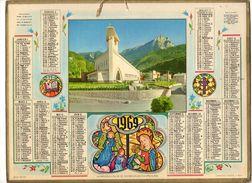 Almanach Des Postes Et Télégraphes1968 Departement AUDE - Big : 1961-70