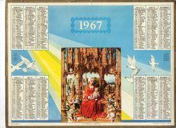 Almanach Des Postes Et Télégraphes1967 Departement AUDE - Big : 1961-70