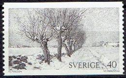 SWEDEN  # FROM 1973 STAMPWORLD 803** - Suède