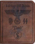DOCUMENT III Reich. Nazi Germany. - Documenti