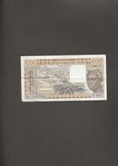 1000 Francs L'AFRIQUE L'OUEST - West African States