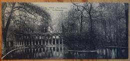Paris - Parc Monceau - La Naumachie - Publicité Chocolat Vinay Au Dos - Format Mignonnette - (n°9661) - Parks, Gardens