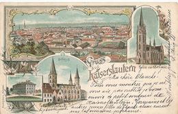 KAISERSLAUTERN - GRUSS AUS - Kaiserslautern