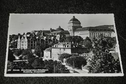582- Zürich, Hirschengraben-Schulhaus, Rechberg, Universität - ZH Zurich