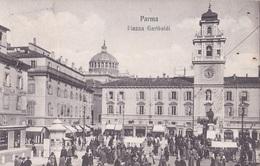 PARMA - PIAZZA GARIBALDI VG  AUTENTICA 100% - Parma