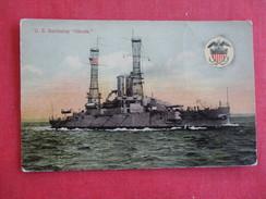 USS Battleship Illinois--ref 2784 - Guerre