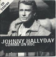 Johnny Hallyday 1997 Juillet (comme Un Roc) - Musik & Instrumente