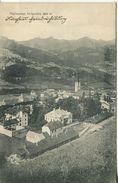 Thermalbad Hofgastein Mit Kurhaus 1917 (002846) - Bad Hofgastein