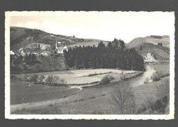Ouren - Peterskirchen / Peterskirche - Vallée De L'Our - Carte Numérotée - Burg-Reuland