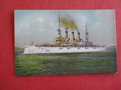 US Battleship Louisiana   Ref 2784 - Warships