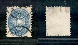 10046 LOMBARDO VENETO - LEVANTE - Galatz - 10 Soldi (L44) - Stamps