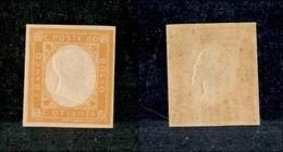 10100 NAPOLI - PROVINCE NAPOLETANE - 1861 - Non Emessi - 80 Cent (5) - Gomma Integra - Unclassified