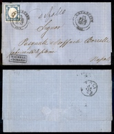 10110 NAPOLI - PROVINCE NAPOLETANE - 2 Grana Azzurro (20) Su Lettera Da Catanzaro A Napoli Del 13.2.62 (75) - Stamps
