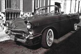 Automobile Américaine Chevrolet  (2 Scans) - Turismo