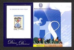 11655 REPUBBLICA - 2006 - Foglietto Diciottenni (2864) - Nuovo (700) - Stamps