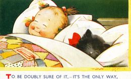 Cats -  To Be Doubly Sure Of It ....   Bamforths. - Chats