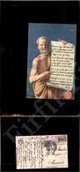 12416 Cartoline - Pubblicitarie - Sassolino Stampa, Distilleria Sassuolo, 21.10.26 - Stamps