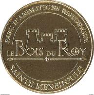 51 MARNE SAINTE MENEHOULD LE BOIS DU ROY MÉDAILLE MONNAIE DE PARIS 2017 JETON TOKEN MEDALS COINS - Monnaie De Paris