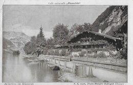 BRIENZERSEE → Altes Bauernhaus  Anno 1909 - BE Bern