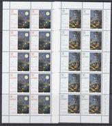 Europa Cept 2009 Vatican City 2v Sheetlets ** Mnh (37244) - 2009