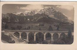 Ferrovia Calalzo - Cortina D'Ampezzo - Viadotto Del Bigontina - Belluno