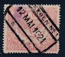"""BELGIE - TR 109 - Cachet  """"LOKEREN Nr 1"""" - (ref. 18.177) - Chemins De Fer"""