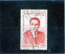 B - 1962 Marocco - Re Hassan II - Morocco (1956-...)