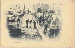 83 SAINT TROPEZ  La Bravade - Saint-Tropez