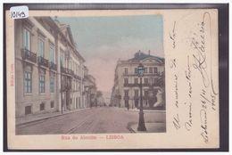 PORTUGAL - LISBOA - RUA DO ALECRIM - TB - Lisboa