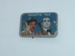 Pin's CLOWN ZAVATTA FILS - Celebrities