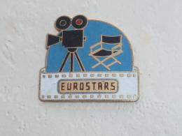 Pin's CINEMA EUROSTARS - Films