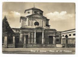 BORGO S.LORENZO - CHIESA DEL S.S. CROCIFISSO VIAGGIATA FG - Arezzo