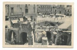 LECCE - RUDERI ANFITEATRO ROMANO  - VIAGGIATA FP - Lecce