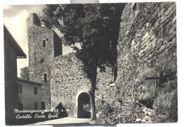 MONTEMIGNAIO -CASTELLO CONTI GUIDI-VIAGGIATA FG - Arezzo