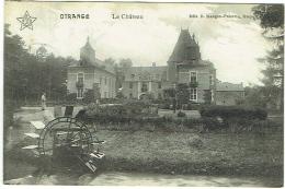 Otrange. Le Château. Moulin/Molen. - Oreye