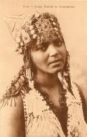 JEUNE FEMME DE CONSTANTINE - Algeria
